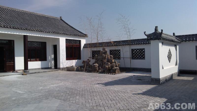 《黄河大道东》---东营桃花岛度假村会所/400平
