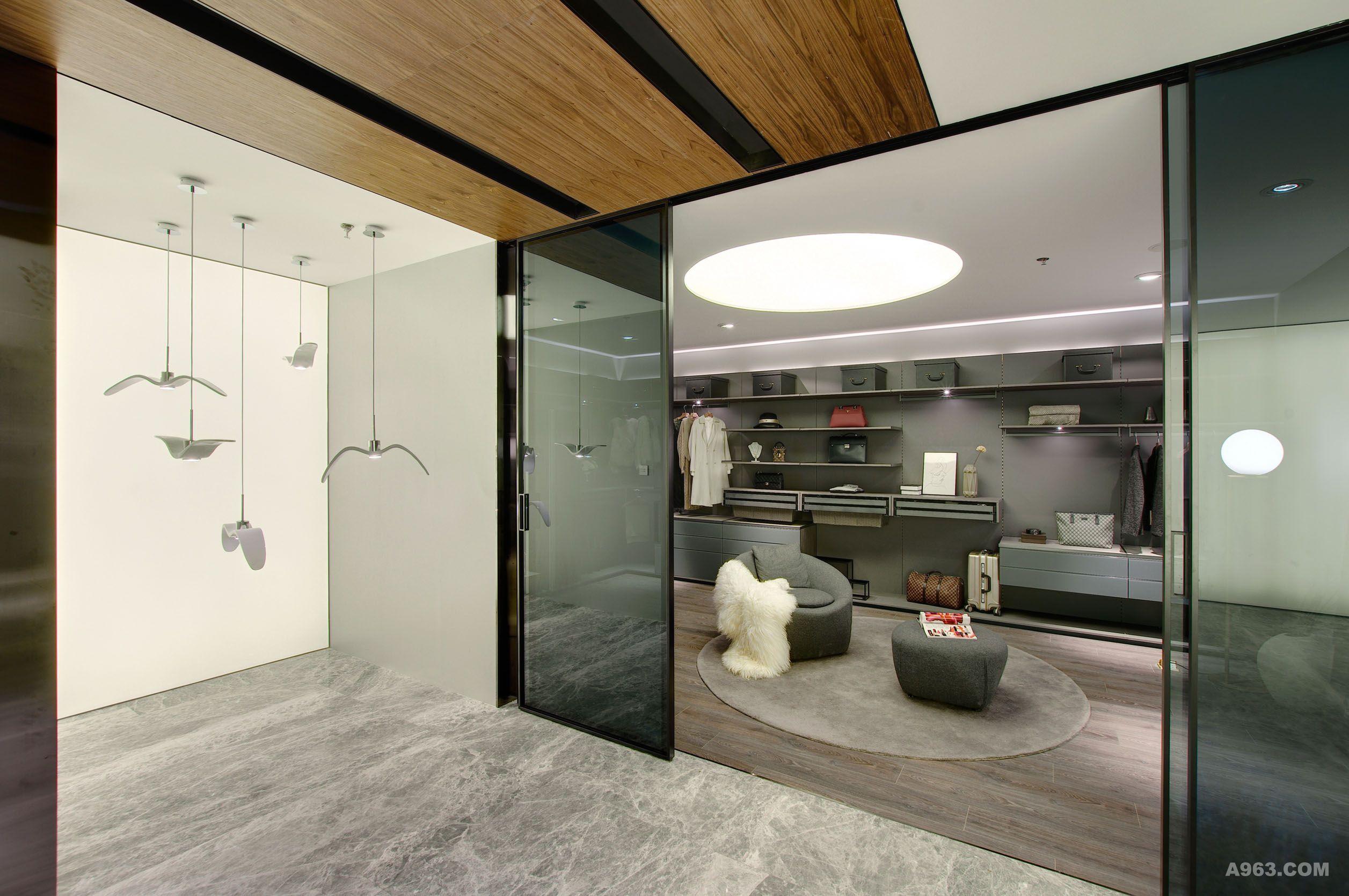 青岛有屋科技智能家居展厅设计